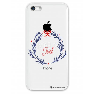 Coque rigide transparent Noyeux Joël iPhone 5C