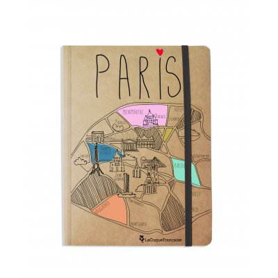 Carnet Plan de Paris