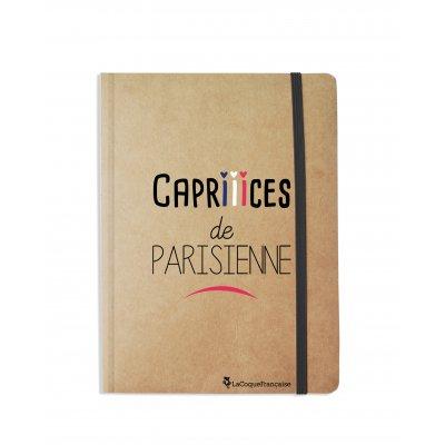 Carnet Caprices de Parisienne