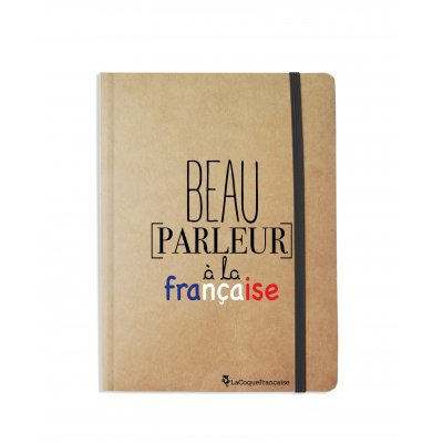 Carnet Beau parleur a la francaise