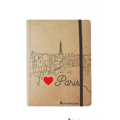 Carnet J'aime Paris