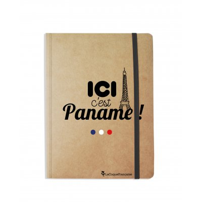 Carnet Ici c'est Paname