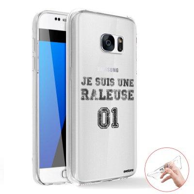 Coque intégrale 360 360 intégrale Râleuse Samsung Galaxy S6