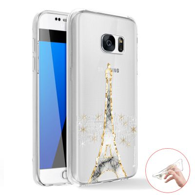 Coque intégrale 360 souple Illumination de paris Samsung Galaxy S6