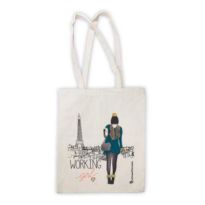 Shopping bag Working girl