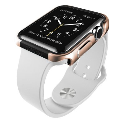 Xdoria Defense Edge Gold 38mm For Apple Watch