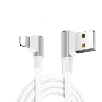 Câble de charge & synchronisation blanc Lightning 1m