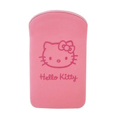 Etui pouch Hello Kitty Pastel rose Medium