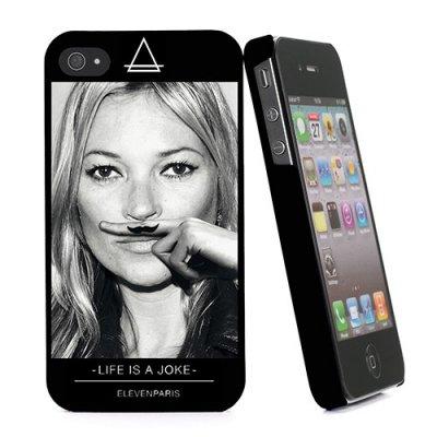 Coque de protection Eleven Paris Kate Moss iPhone 4/4S
