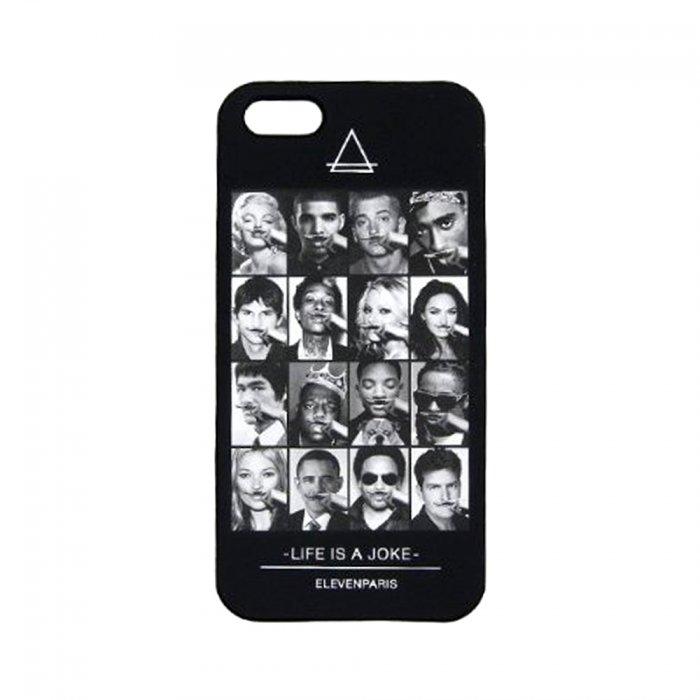 Eleven Paris Coque All Faces Toucher Gomme Pour Apple Iphone 4s**
