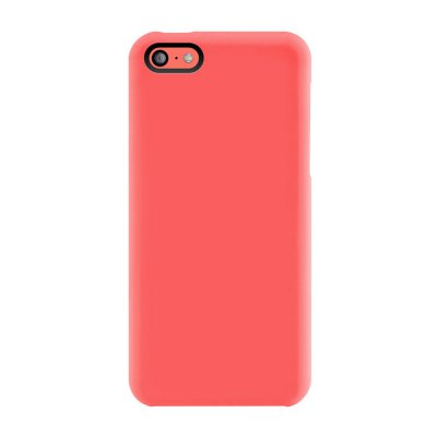 SwitchEasy Coque Nude rose pour iPhone 5C