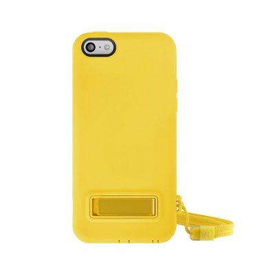 SwitchEasy Coque Play jaune pour iPhone 5C