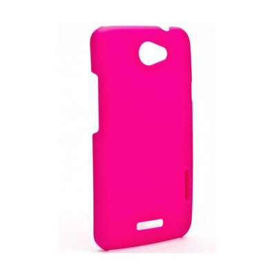 Coque rigide Enjoy Rose mat pour HTC One X