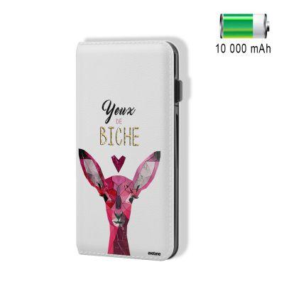 batterie blanc Yeux De Biche Batterie