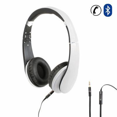 Casque stéréo Hi-Fi compatible Bluetooth® 3.0 + EDR avec microphone intégré pour téléphoner