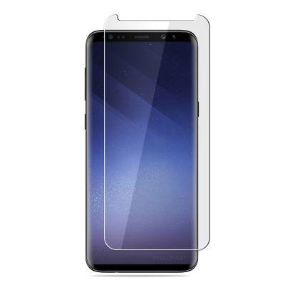 Vitre protectrice avant en verre trempé  pour Samsung Galaxy S9 Plus