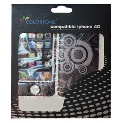 Sticker Pop art iPhone 4 / 4S