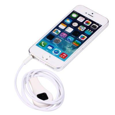 Télécommande à fil déclancheur de photos mini jack 3.5 mm pour iPhone