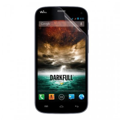Wiko Film protecteur HD Crystal Officiel pour Wiko Darkfull