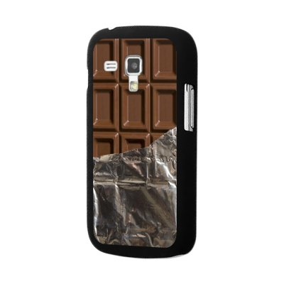 Coque Chocolat by Moxie pour Samsung Galaxy Trend S7560 / S Duos S7562