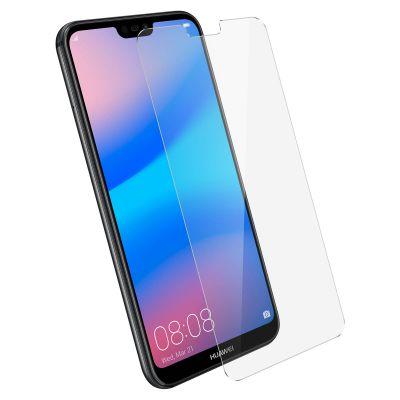 Vitre en verre trempé transparente pour Huawei P20 Lite