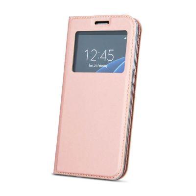 Etui de protection avec fenêtre Samsung Galaxy S8 - Rose