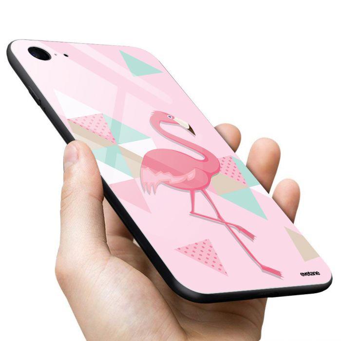 coque iphone 7 flamant