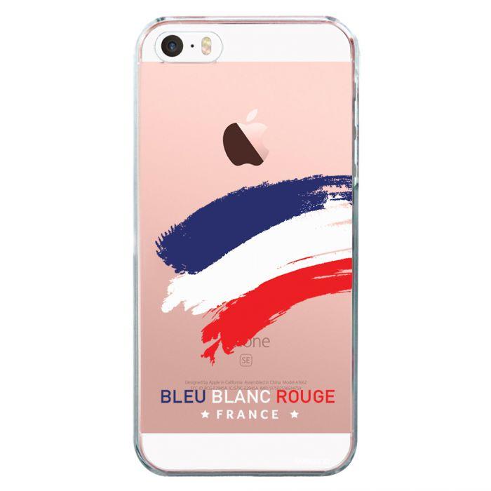 coque iphone 5 5s se souple transparente france evetane