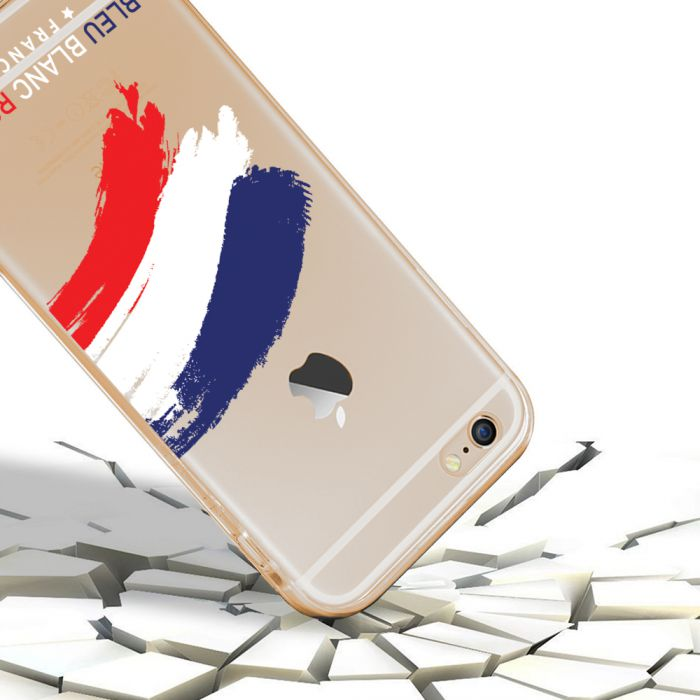 coque iphone 6 iphone 6s souple transparente france evetane