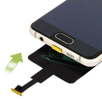 Adaptateur pour charge à induction Micro-USB