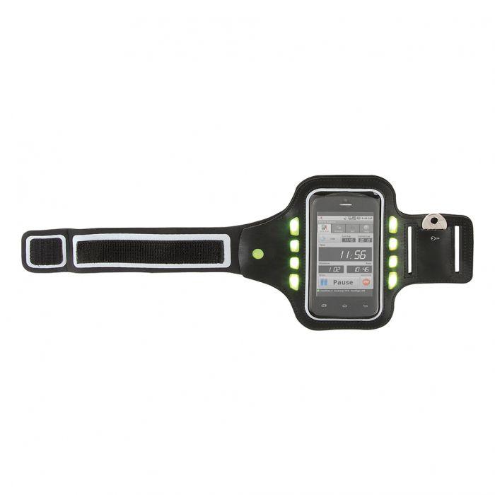 Brassard de sport avec LED