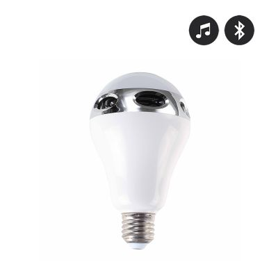 Haut-parleur Bluetooth/ Ampoule LED à couleurs changeantes