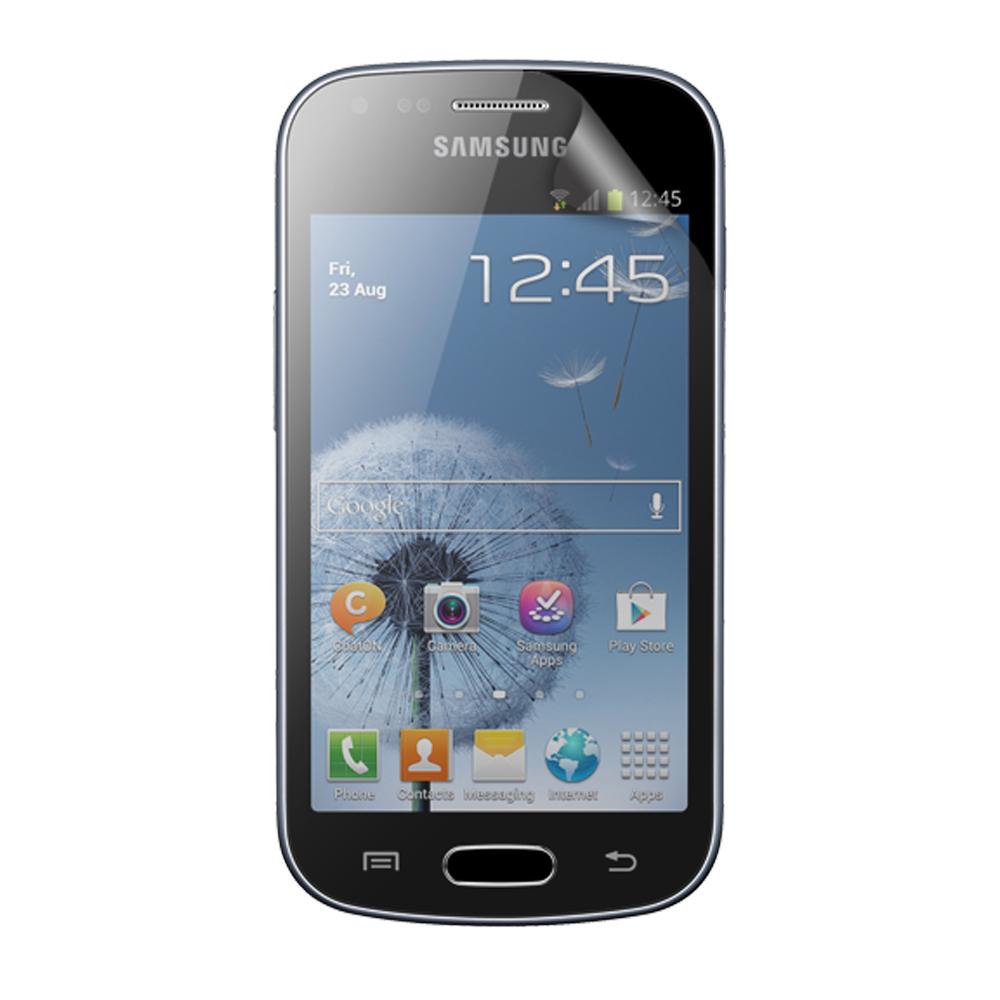 BIGBEN 2 protège écrans transparents One Touch pour Samsung