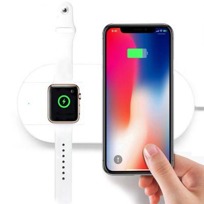 Tapis de charge à induction iPhone et Apple Watch