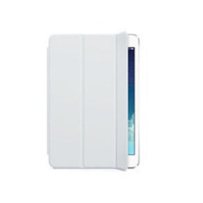 Etui Fashion Cover blanc pour iPad Air