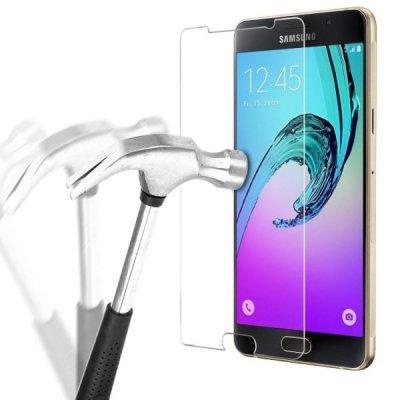 Vitre protectrice intégrale en verre trempé pour Samsung Galaxy J6 2018