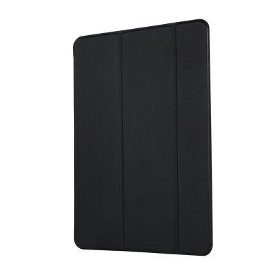 Etui smart cover avec coque noir Pour iPad Pro 11 : A1980-A2013-A1934-A1979