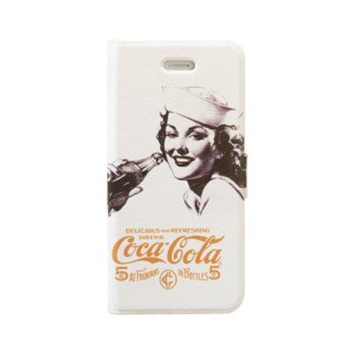 Coca-Cola étui livre Golden Beauty pour iPhone 5C