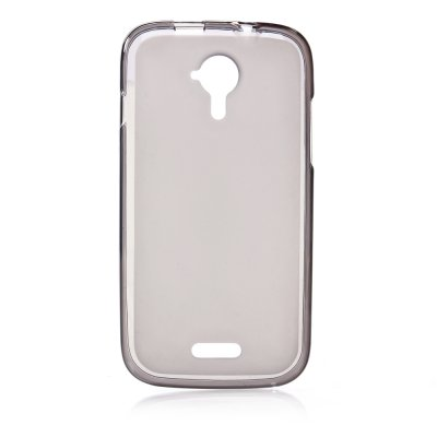 Coque TPU grise pour Wiko Cink Five