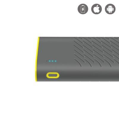 Batterie externe 30 000 mAh - Grise