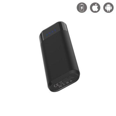 Batterie externe 5200 mAh - Noir