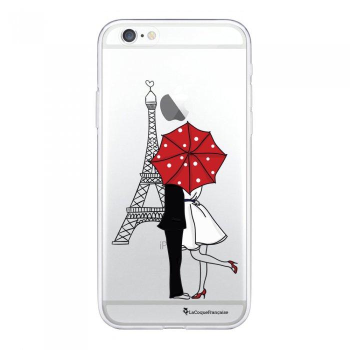 coque iphone 6 iphone 6s souple transparente amour a paris