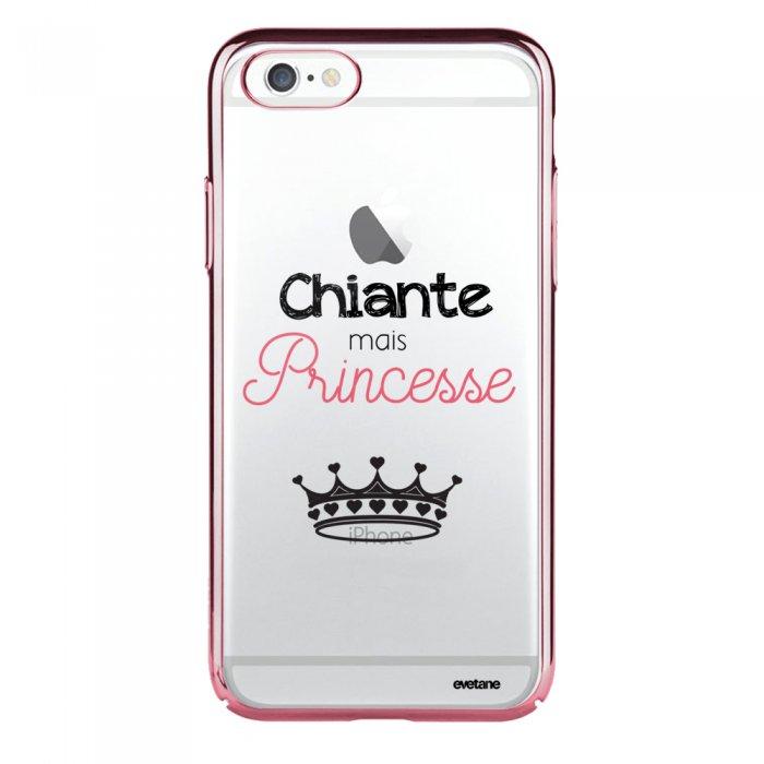 coque iphone 6 silicone princesse