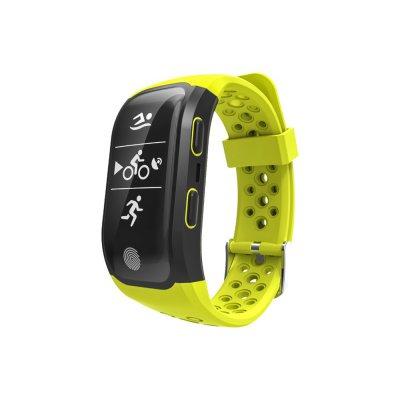 Montre sport GPS connectée avec tracker de sommeil Vert