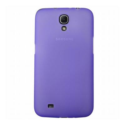 Mocca coque gel frost violette pour Samsung Galaxy Mega I9200
