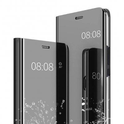 Etui folio Noir Easy View pour Samsung Galaxy S10e