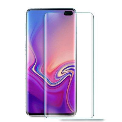 Vitre Samsung Galaxy S10 Plus en verre trempé intégrale de protection