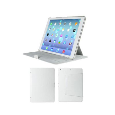 Kuboq étui support Slim Cut Blanc pour iPad Air