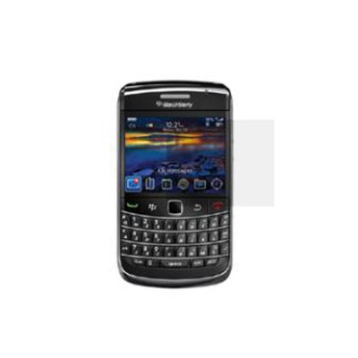 Muvit lot de 2 films transparent compatible Blackberry Bold 2  9700 / 9780