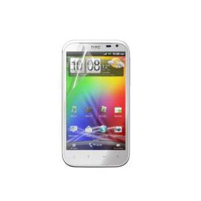 Muvit lot de 2 films protecteurs anti trace de doigt HTC Sensation XL